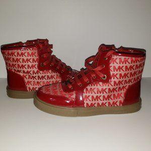 MICHAEL KORS  (IVY HIGH ARTIC ) High Top Sneakers
